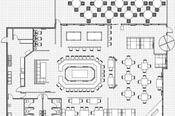 Elementos: Salas, Mesas y Ocupación